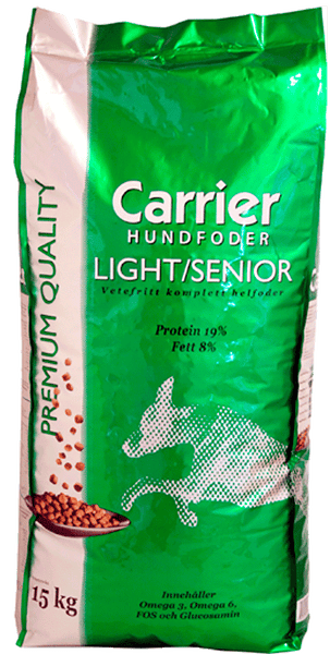 Hund Carrier Light/Senior  15 kg - mattehusse.se