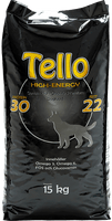 Hund Tello High-Energy 15 kg - mattehusse.se