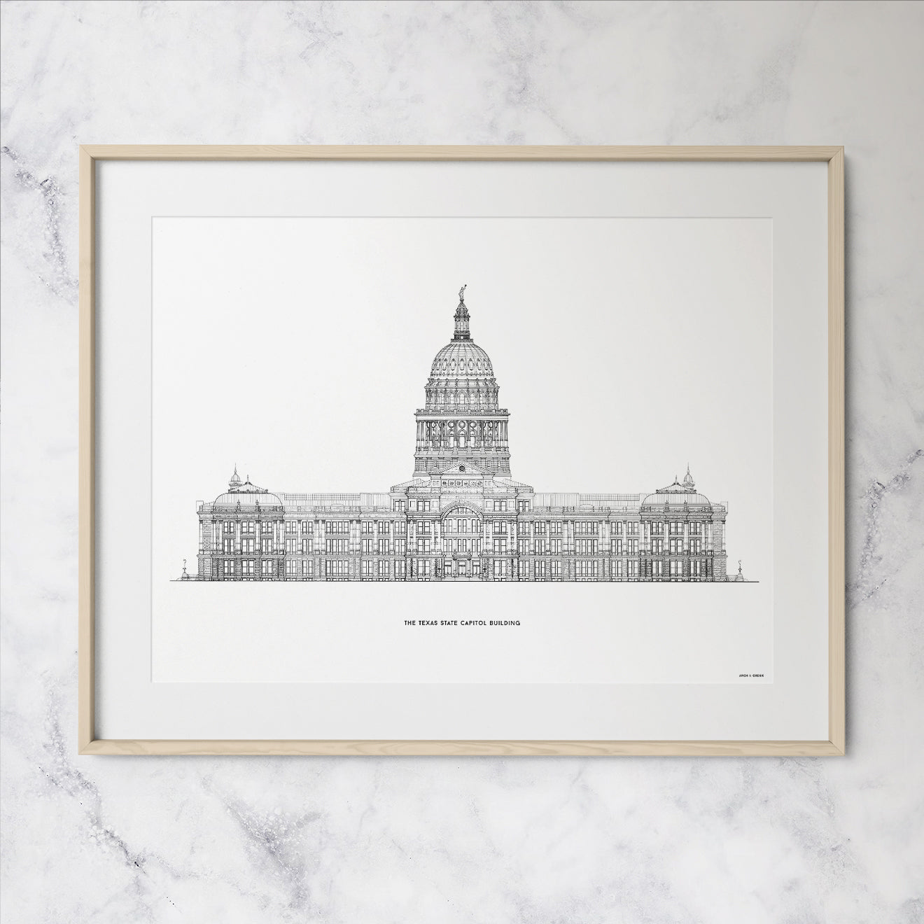 Announcing the State Capitol Building Collection