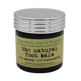 The Natural Deodorant Foot Balm Australian made