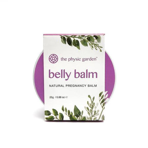 The Physic Garden Belly Balm
