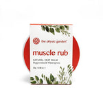 The Physic Garden Muscle Rub