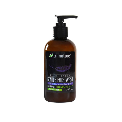 Tri Nature Gentle Face Wash