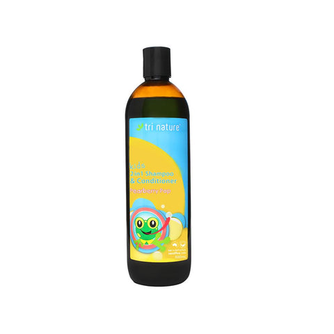 Tri Nature Kids Shampoo