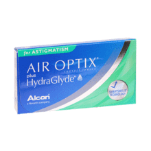 AIR OPTIX® for Astigmatism 6-pack