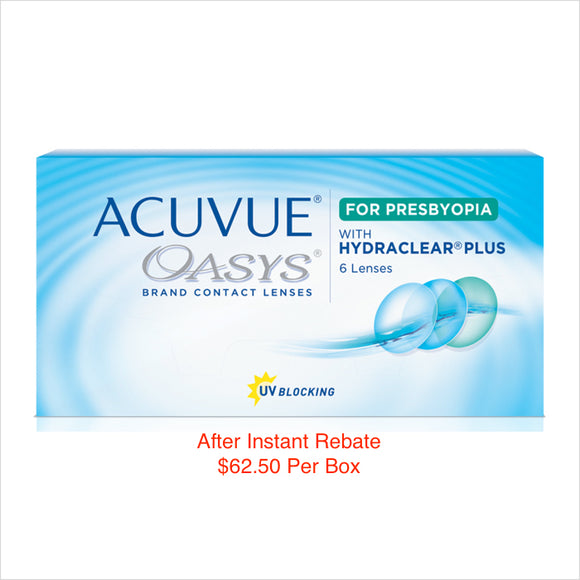 ACUVUE OASYS FOR PRESBYOPIA 6-Pack