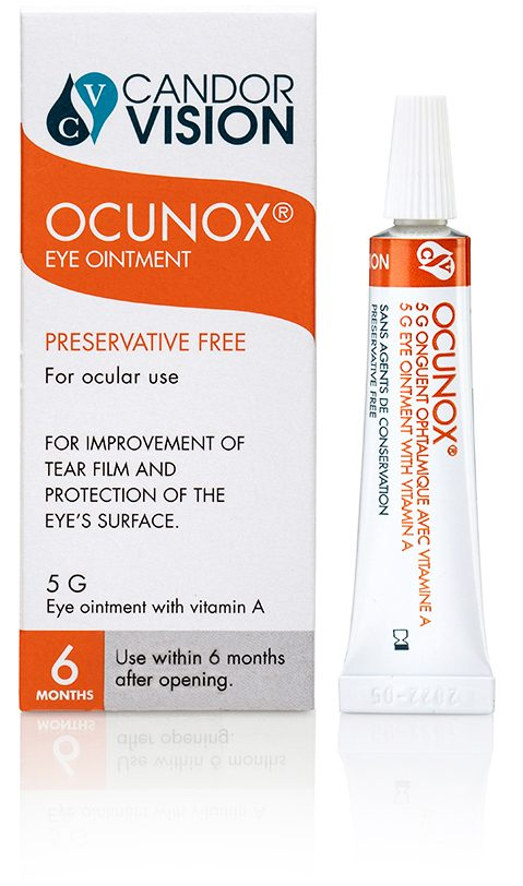 Ocunox Ointment