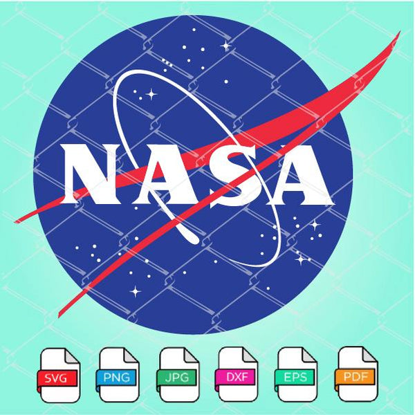 Nasa Vector Logo Nasa Logo Svg