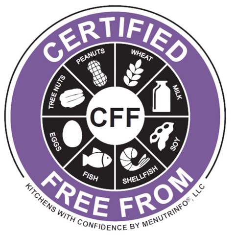 Certified Free From symbol
