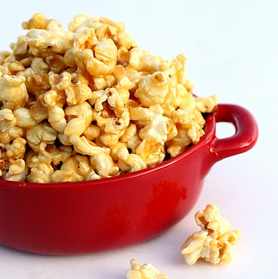 Allergy Friendly Caramel Corn