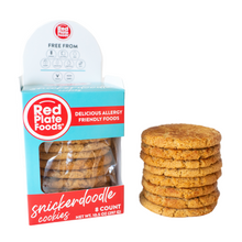Load image into Gallery viewer, Snickerdoodle Cookies - 1 boxes | 8 cookies