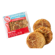 Load image into Gallery viewer, 8 Pack of Gluten Free Snickerdoodle Cookies