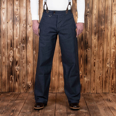 Pike Brothers Hauler Pant Steel Blue