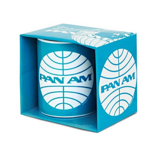 Pan Am Tasse
