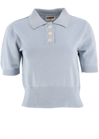 Polo - light blue