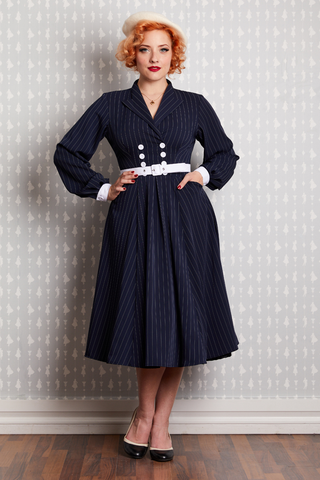 Gwyneth-Lee Dress navy/blue