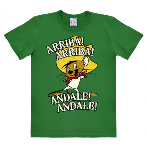 Speedy Gonzales Shirt - green