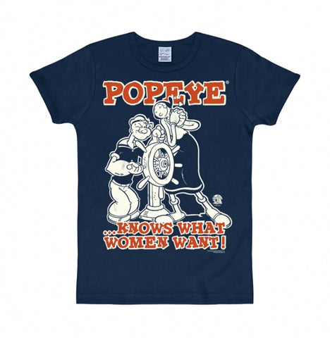Popeye Shirt navy