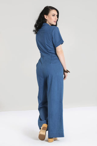 Stark Denim Jeans Worker Boilersuit Größentabelle
