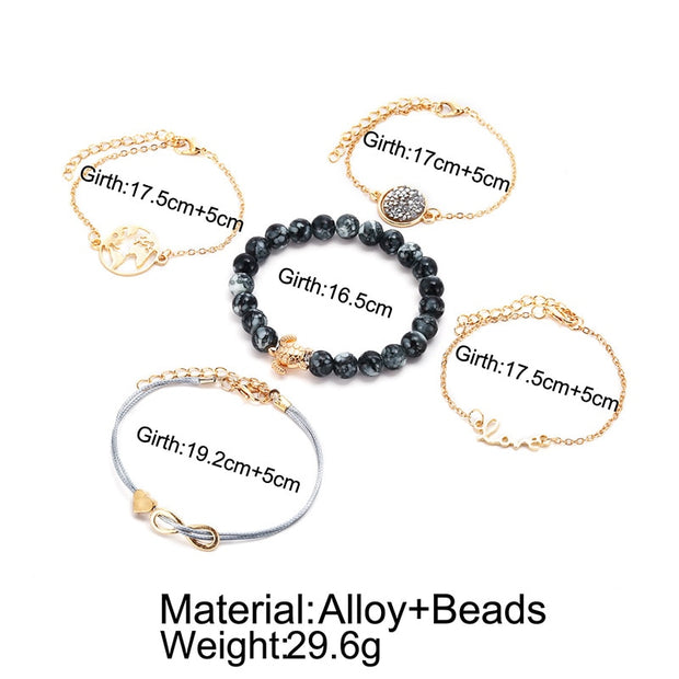 Bracelet Set For women