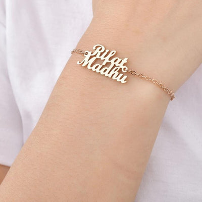 Personalize Name Bracelet For Women