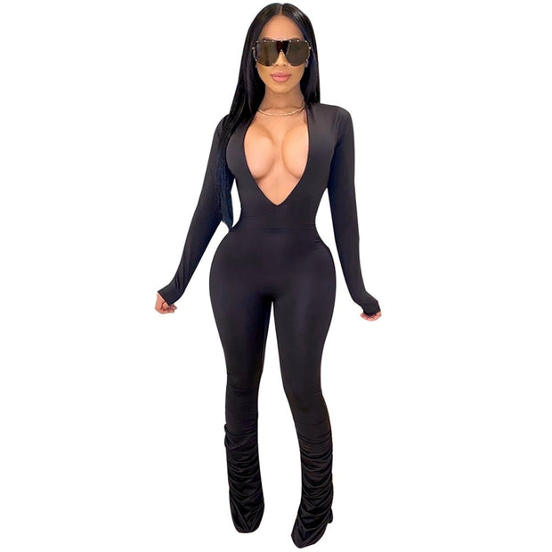 Sexy Rompers Womens Jumpsuit