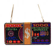Money Designer Clutch