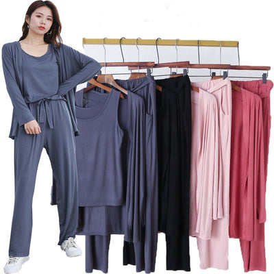 3 Pieces Set Long Sleeve Cloth