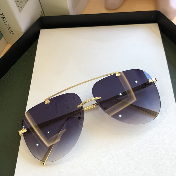 New Fashion Pilot Sunglasses