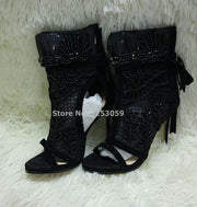 Young Girls Luxury Brand Boots