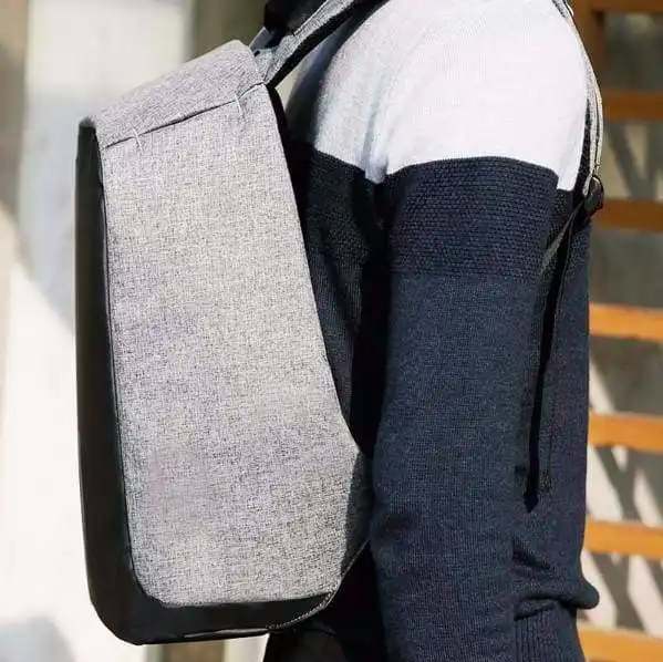 Anti Theft Backpack With Charger