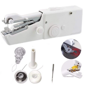 Portable Handheld Cordless Mini Sewing Machine