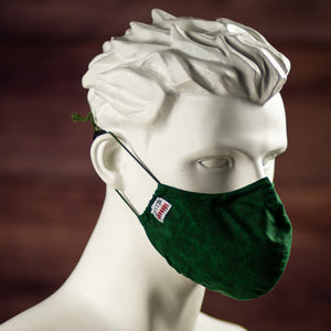 100% Cotton Mask (1-Pack)