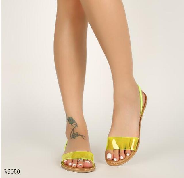 New Design Sandals For Women And Ladies Women Jelly Shoes Sandale Plastique Shoes Lacdies Sandals Summer