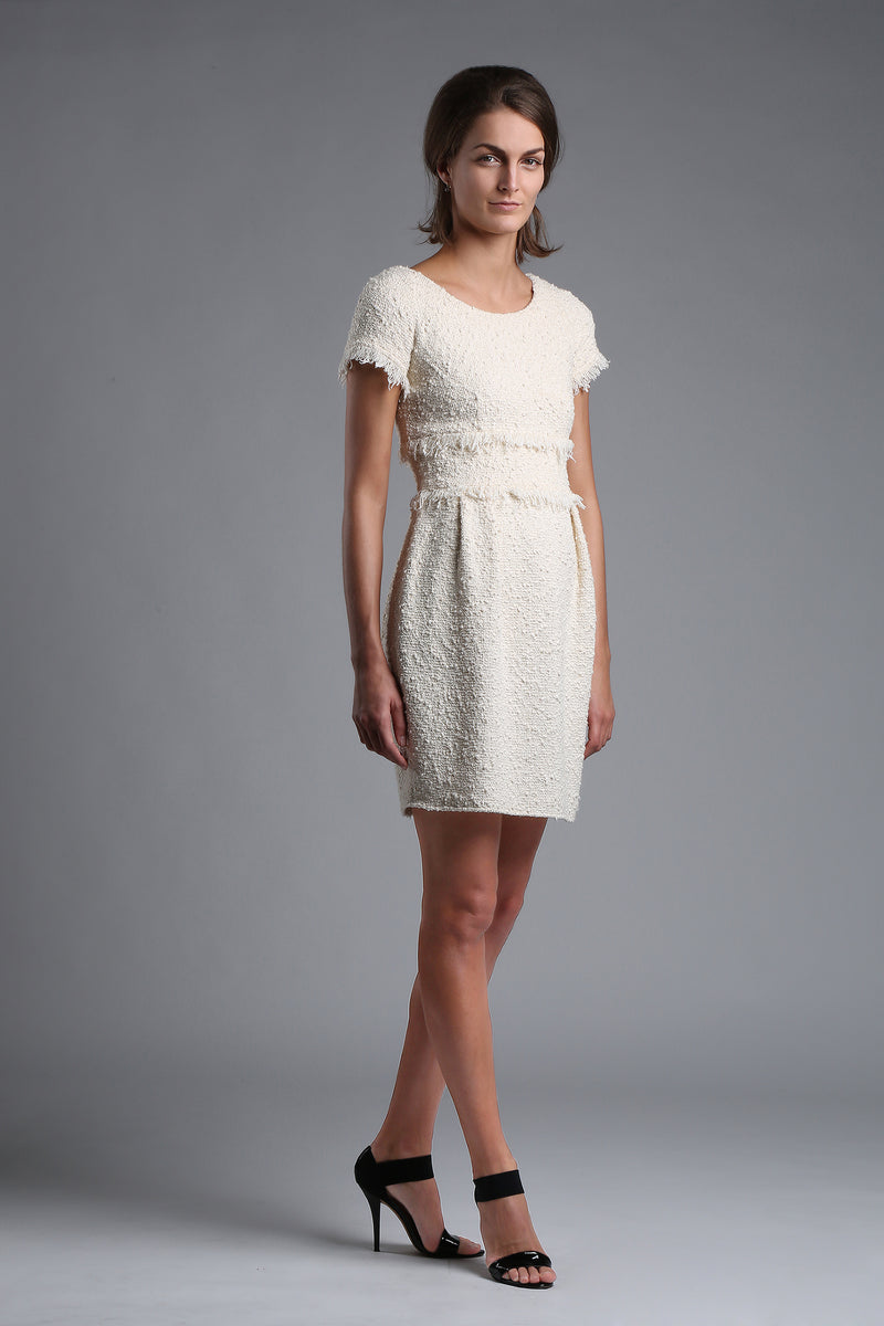 Coco tweed dress Odysay