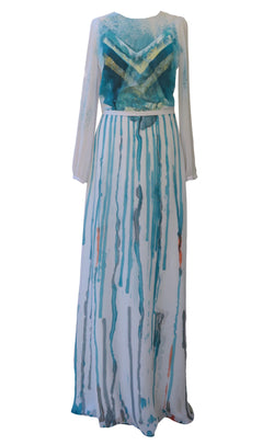 Celine Peruzzo Odysay silk dress
