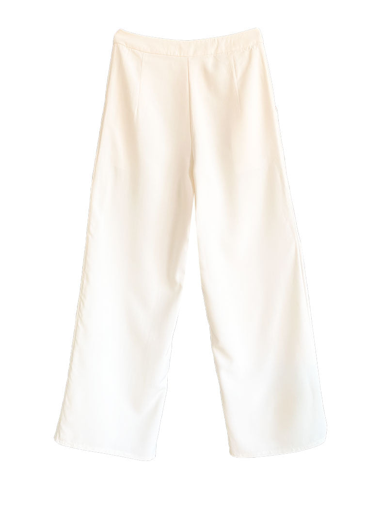 Zaha Silk Pants