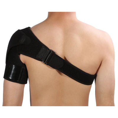 Adjustable Shoulder Support Bandage Protector Brace Joint Pain Injury Shoulder Strap