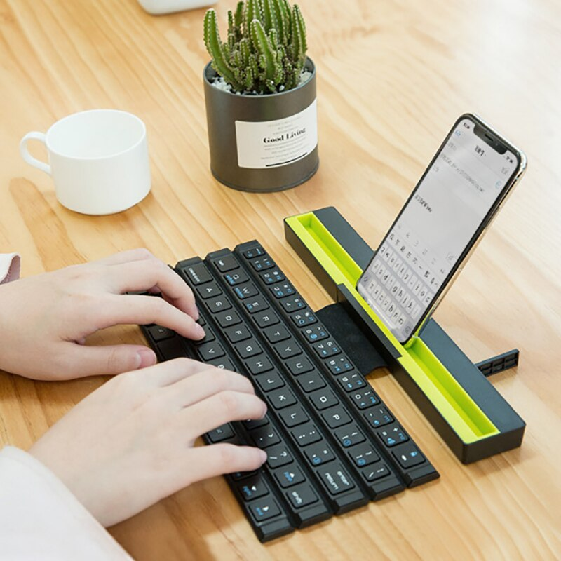 Foldable Bluetooth Keyboard For Smartphones-Lights up Life-Lights up Life