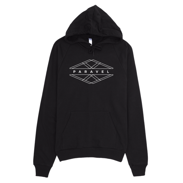 PARAVEL geometry logo pullover hoodie / unisex - the PARAVEL store