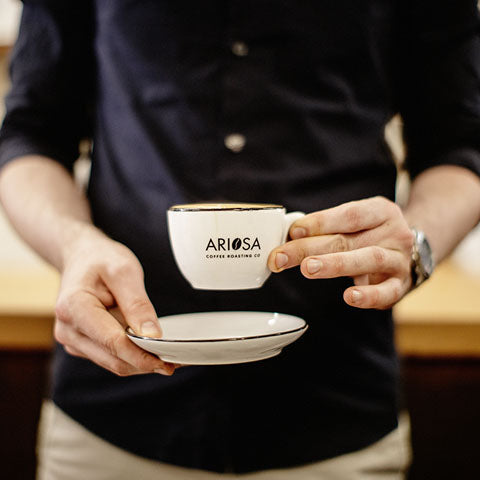 Coffee at Ariosa Cafe