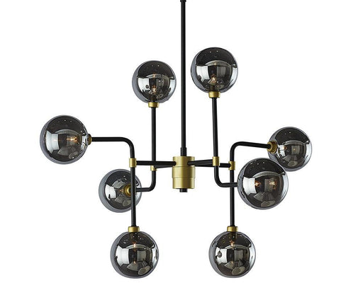 Deimos Chandelier - Small - Smoke Grey - ER2.ca