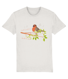 T-shirt Singing Robin