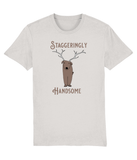 T-shirt - Staggeringly Handsome!
