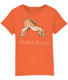 Soy Oi - Children's T-shirt, Yoga Dog