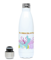 500ml Water Bottle ' Be a pigeon' LGP
