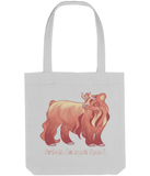 Tote Bag ' friends not food' Cow