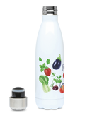 L.G.P.500ml Water Bottle 'Grow with love, Cook with Passion'