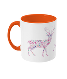 Fletch@ Deer two tone mug