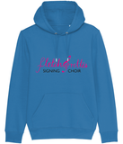 Premium Hoodie UNISEX - Fletch@rettes signing choir logo black text